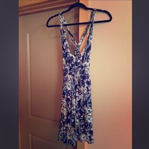 Free People floral summer dress